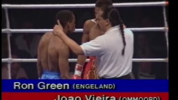 Ronnie Green vs Joao Vieira 1984 Single Fight