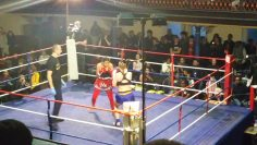 Begum vs. Salmijärvi 2016-05-07 Single Fight