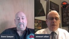 Interview with Senior Vice President Stewart Allan