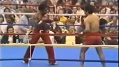 Jackson vs. Tamashiro 1980-01-26 Single Fight
