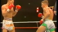 Smit vs. Kaman 1990-06-30 Single Fight