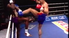 Ubeda vs. Faverus 1996-10-26 Single Fight
